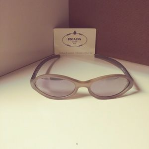 Prada Accessories - certified Prada sunglasses